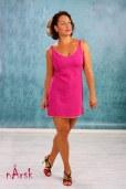 Pink dress_1